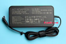 NEW  Genuine 19V 6.32A 120W Power AC Adapter Charger For ASUS ROG G550JK Laptop