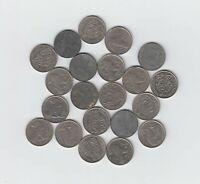 1-Belgique - BELGIE  1 Franc   1939 -1943