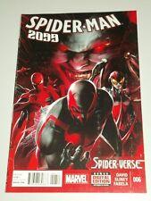 SPIDERMAN 2099 #6 MARVEL COMICS VF (8.0)