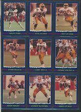 1989 JOGO SeriesI& II CFL Football Cards #55-108MINTU-PickAllen Dunigan Ham
