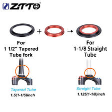 """ZTTO 4252ST Bike Bearing Headset 42mm 52mm 1 1/8""""-1 1/2"""" Straight Tapered fork"""