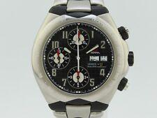 Universal Geneve Chronometer Ayton Senna Automatic Steel-Carbon 998.310
