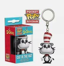 Funko Dr Seuss Cat In The Hat  Pocket Pop! Keychain NIP