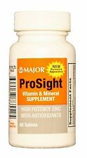 PROSIGHT Vitamin & Mineral Supplement Compare to Ocuvite 60 Tablets Each
