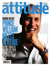 ATTITUDE #272 July 2016 PRINCE WILLIAM Beverley Knight CARLY RAE JEPSEN @New