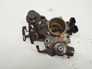 Throttle Body 1.8L Gxe Automatic Transmission Fits 00-02 SENTRA 228268