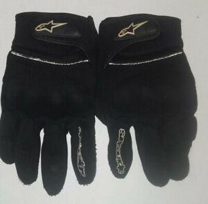 AlpineStars Spartan Gloves, Size Medium Motorcycle/Riding Gloves