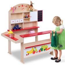 Kaufladen Kaufmannsladen Kinder Spieleladen Kinderkaufladen Verkaufsstand HOLZ
