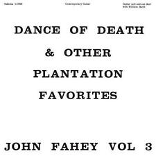 John Fahey - Vol 3 / Dance Of Death & Other Plantation Favorites LP RE NEW GREEN