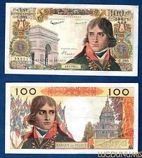 100 Nouveaux Francs Bonaparte Type 1959 – 2-4-1964 C.295 TB / TTB