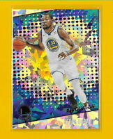 D2605 KEVIN DURANT 2017/18 REVOLUTION CHINESE NEW YEAR WARRIORS CARD #22