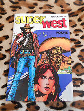 Super West n° 9, 1977 - Sagedition