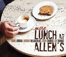 Lunch at Allen's, Lunch at Allens - More Lunch at Allens [New CD]
