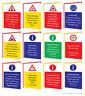 Brainbox Candy Warnung Geburtstag Grußkarten lustig freche witzig Scherz Humor