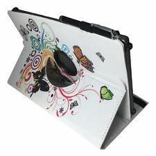 Boockcase Tablet Hülle- Acer Iconia One 10 B3 A30 - 10.1 360 Zoll Schmetterling