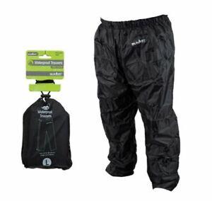 Summit Camping/Walking/Winter Waterproof Trousers in Pouch Large Size L UK