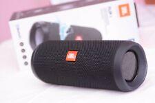 JBL Flip 4 Waterproof Ipx7 Portable Bluetooth Speaker  wireless Black