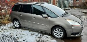 Dismantling For SPARES 2008 Citroen C4 Grand Picasso 2.0HDI Auto Exclusive 21k