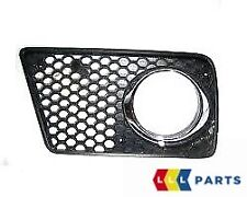 NUOVO Originale Mercedes MB SLK CLASSE R171 AMG Paraurti Anteriore Sinistra Grill nebbia luce N/S