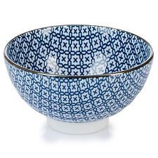 Sashiko Traditional Japanese Rice Bowl