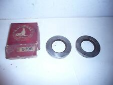 1936-1948 Ford Mercury Lincoln Front Wheel Grease Seal Set