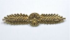 Vintage Goldtone Brooch Pin NO171012