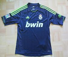 Real Madrid Away Jersey Shirt ADIDAS 2012-2013 Galacticos trikot adulte taille S
