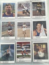 Olympic Champions Full Set Of 48 Trade Cards Imperial