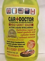 HEAD GASKET REPAIR DEFFINITIVE SEAL OF STEEL GASKET ENGINE BLOCK SEALER
