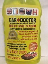 BLOWN HEAD GASKET REPAIR DEFFINITIVE SEAL OF STEEL GASKET AND ENGINE BLOCK SEAL