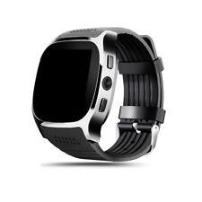 Bluetooth Smart Watch Wristwatch Phone Mate for iPhone Samsung Huawei Motorola