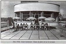 2001  --  MAISONS ALFORT   VERS 1936  CLASE DE PLEIN AIR EN TERRASSE  Y053
