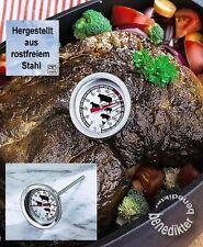 BRATENTHERMOMETER Westmark EDELSTAHL FLEISCHTHERMOMETER Braten Thermometer