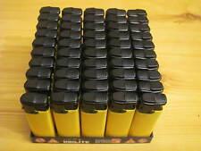 50 Stück Sturmfeuerzeuge mit einfarbigen Werbeaufdruck