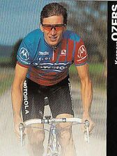 KASPARS OZERS Cyclisme Cycling Ciclismo Motorola 96