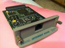 Hp JetDirect 600N J3113A Network Card Hp LaserJet 2300 4000 4050 4100 5000 8000