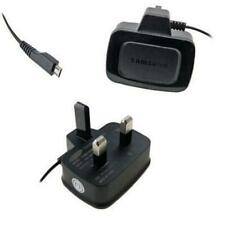 GENUINE SAMSUNG MAINS CHARGER EP-TA60UBE UK 3 Pin for GALAXY S S2 YOUNG ACE MINI