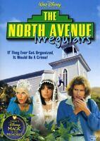 The North Avenue Irregulars [New DVD]