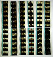 Kick-Ass (2010) Movie 60 x 35mm Genuine Film Cells 12 x Strips Cinema Reel (A)