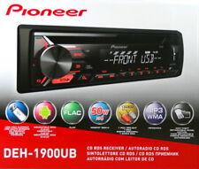 PIONIER DEH-1900UB CD-TUNER MIT RDS , USB , MP3 , AUX , 1 DIN GERÄT