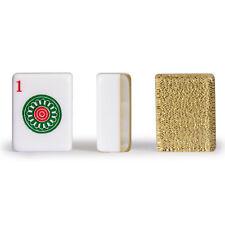 """American Mah Jongg Mahjong Game Tiles Set - """"Golden Fortune"""""""