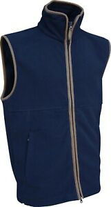 Jack Pyke Countryman Fleece Gilet Shooting Body Warmer Vest Hunting Clothing Men