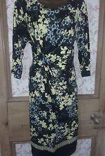 Per Una Viscose Floral Plus Size Dresses for Women