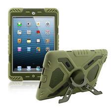 Coque Etui Housse Rigide PVC PU Cuir pour Tablette Apple iPad Air 1/3581