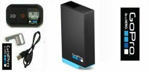 GoPro BATTERY ACCBAT-001  FOR GOPRO 360 MAX + WIFI REMOTE SAME DAY SHIPPING