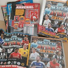 MATCH ATTAX 11/12 Complete set & EXTRA complete with LIMITED EDITIONS