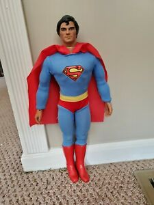 """1978 12"""" MEGO SUPERMAN ACTION FIGURE DOLL (FREE SHIPPING)"""