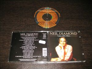 Neil Diamond CD Greatest Hits Live