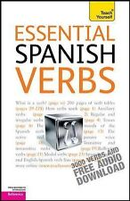 Essential Spanish Verbs by Keith Chambers and Maria Hollis (2011, Paperback)