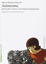 Marsilio Libri Maria Roberta Novielli - Animerama. storia del Cinema D'animazion